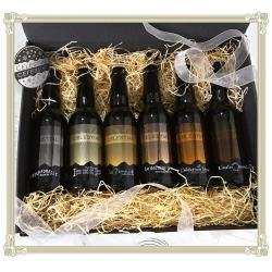 Gift box for tasting