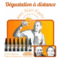 Order your «Dégustation à distance» taster box here